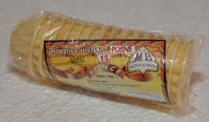 Korpice jestive mat - 13 g