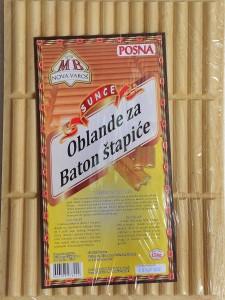 Oblande za baton stapice - 156 g
